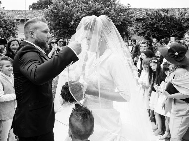 Il matrimonio di Sean e Alice a Piacenza, Piacenza 45