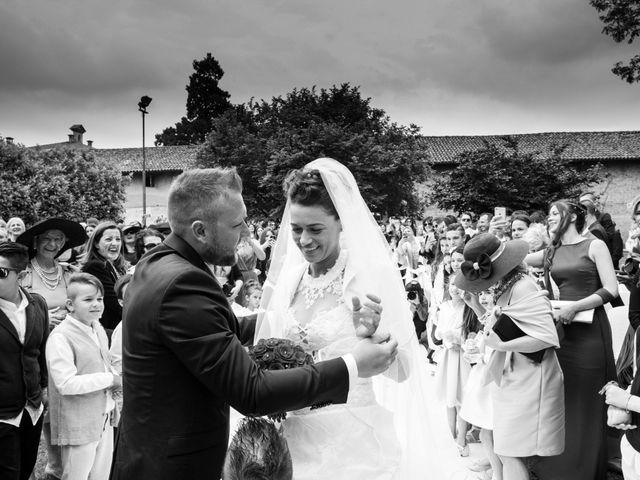 Il matrimonio di Sean e Alice a Piacenza, Piacenza 46