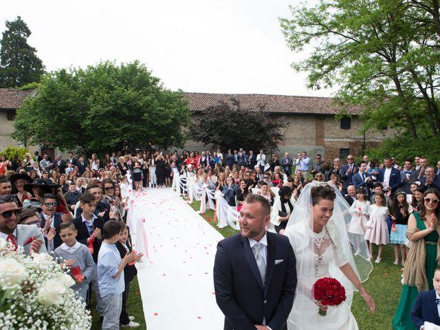 Il matrimonio di Sean e Alice a Piacenza, Piacenza 47