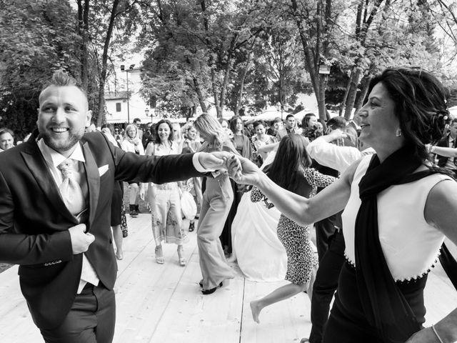Il matrimonio di Sean e Alice a Piacenza, Piacenza 73