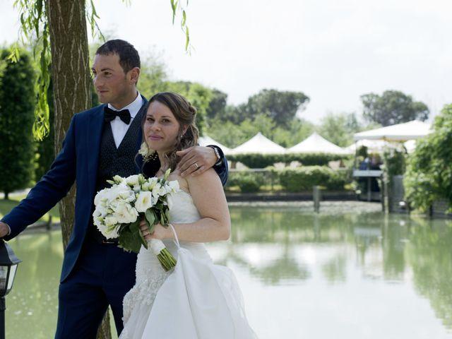 le nozze di Anna e Gioele