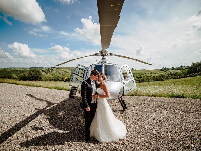Le nozze di Nina e Manuel