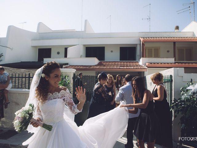 Il matrimonio di Simone e Maria Grazia a Lecce, Lecce 3