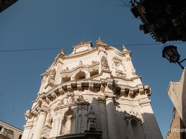Il matrimonio di Simone e Maria Grazia a Lecce, Lecce 5
