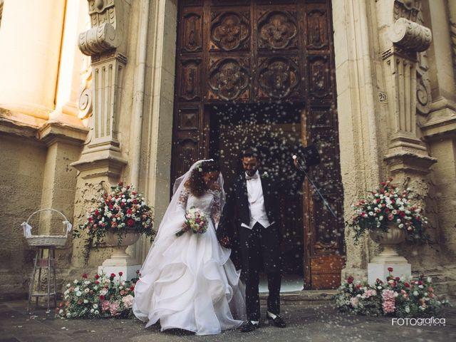 Il matrimonio di Simone e Maria Grazia a Lecce, Lecce 9