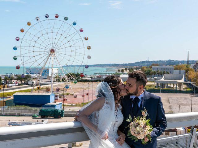 Il matrimonio di Nevio e Marta a Pescara, Pescara 41