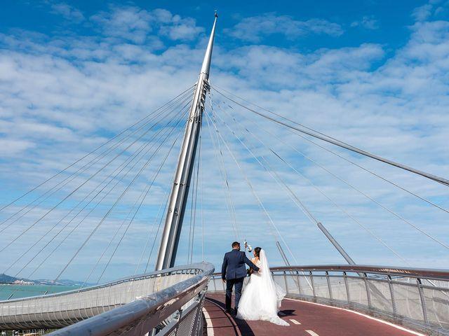 Il matrimonio di Nevio e Marta a Pescara, Pescara 42