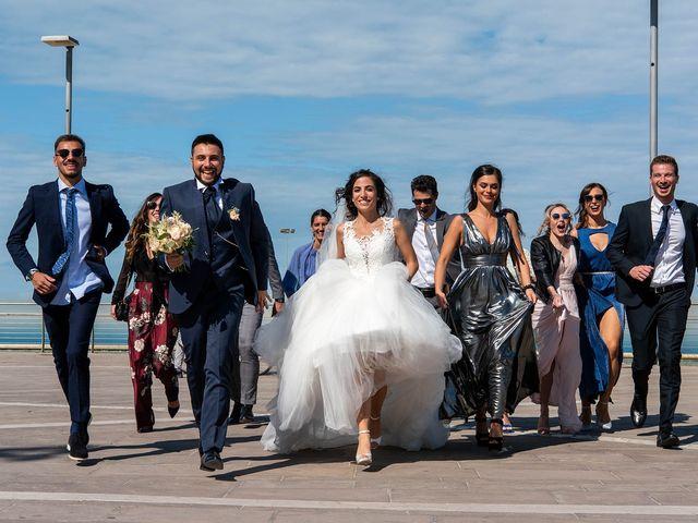 Il matrimonio di Nevio e Marta a Pescara, Pescara 43