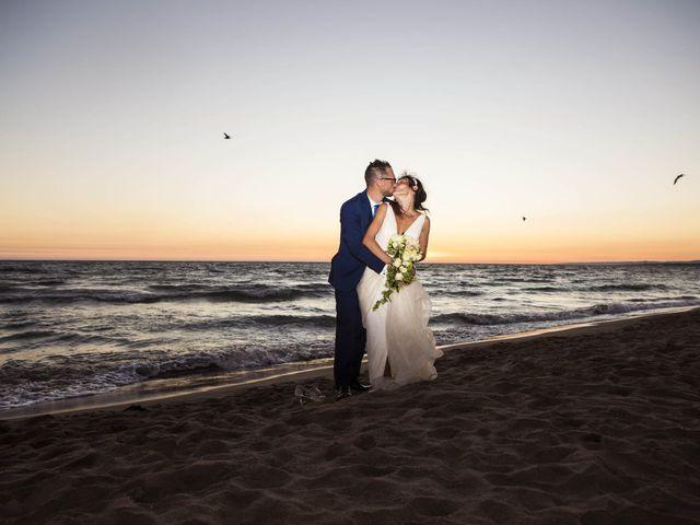 Le nozze di Ilaria  e Marvin