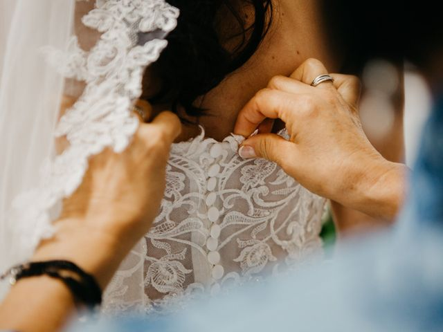 Il matrimonio di Mirko e Francesca a Mosciano Sant'Angelo, Teramo 9