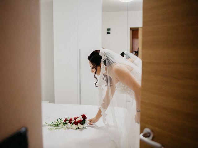 Il matrimonio di Mirko e Francesca a Mosciano Sant'Angelo, Teramo 10