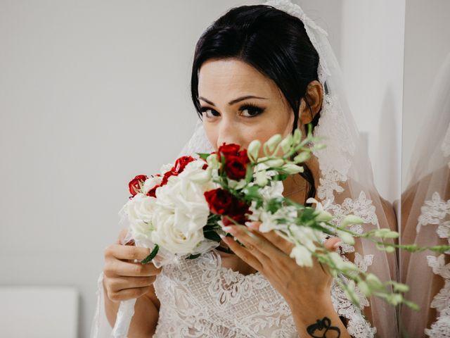Il matrimonio di Mirko e Francesca a Mosciano Sant'Angelo, Teramo 11