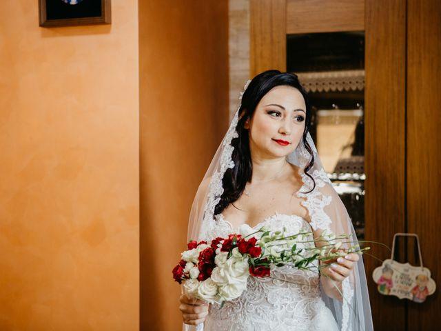 Il matrimonio di Mirko e Francesca a Mosciano Sant'Angelo, Teramo 12
