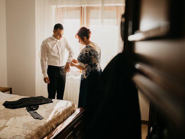 Il matrimonio di Mirko e Francesca a Mosciano Sant'Angelo, Teramo 15