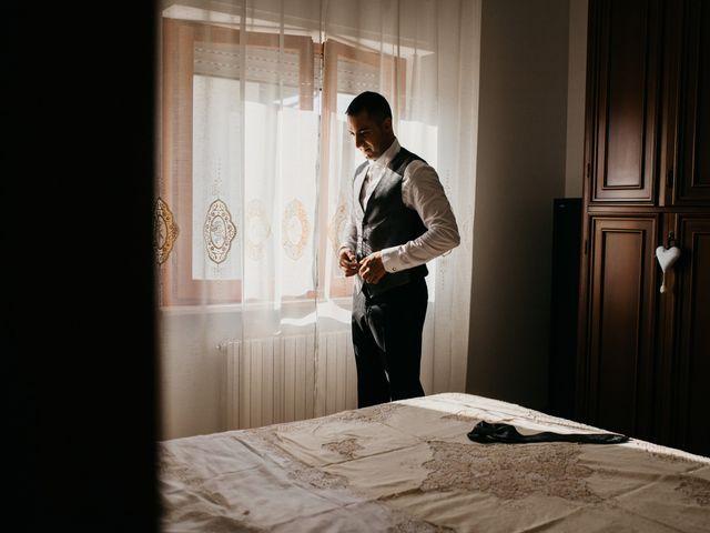 Il matrimonio di Mirko e Francesca a Mosciano Sant'Angelo, Teramo 18