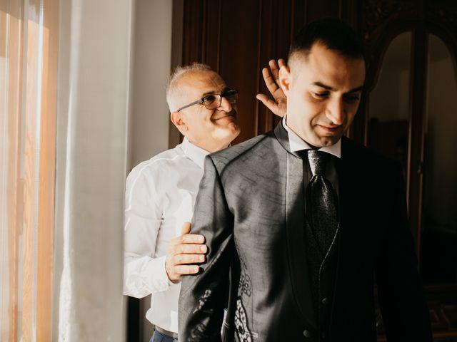 Il matrimonio di Mirko e Francesca a Mosciano Sant'Angelo, Teramo 19
