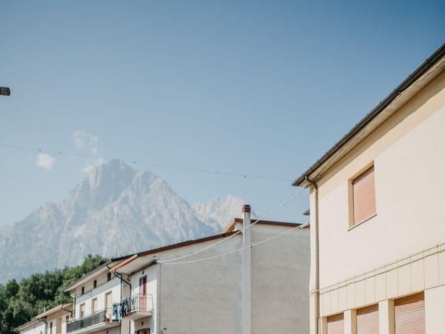Il matrimonio di Mirko e Francesca a Mosciano Sant'Angelo, Teramo 22