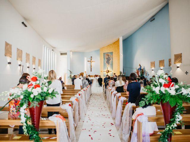 Il matrimonio di Mirko e Francesca a Mosciano Sant'Angelo, Teramo 26