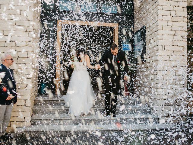 Il matrimonio di Mirko e Francesca a Mosciano Sant'Angelo, Teramo 30