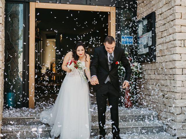 Il matrimonio di Mirko e Francesca a Mosciano Sant'Angelo, Teramo 31