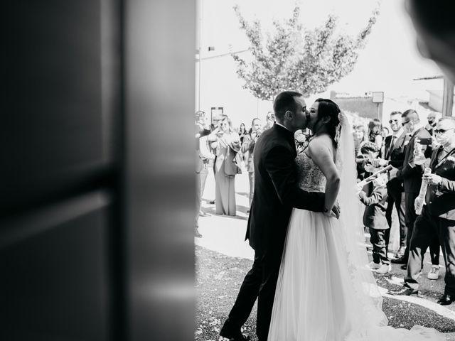 Il matrimonio di Mirko e Francesca a Mosciano Sant'Angelo, Teramo 32
