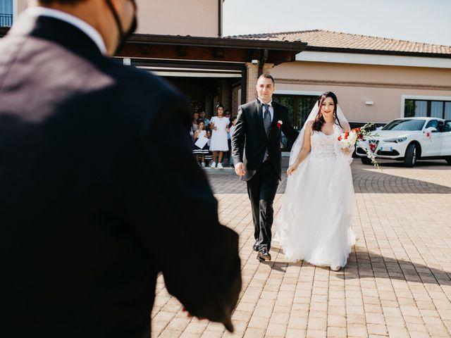Il matrimonio di Mirko e Francesca a Mosciano Sant'Angelo, Teramo 34