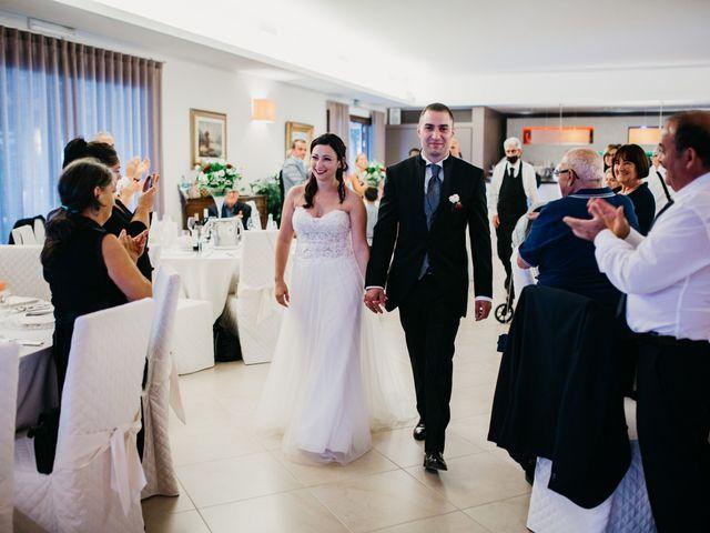 Il matrimonio di Mirko e Francesca a Mosciano Sant'Angelo, Teramo 36