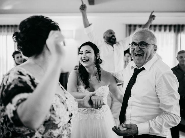 Il matrimonio di Mirko e Francesca a Mosciano Sant'Angelo, Teramo 41