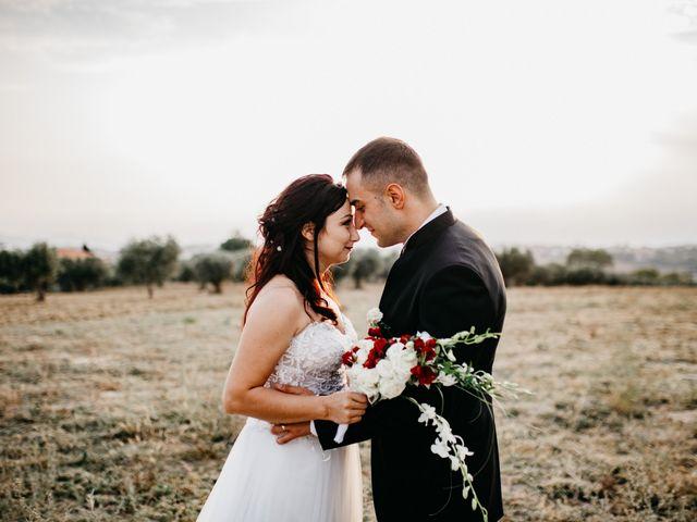 Il matrimonio di Mirko e Francesca a Mosciano Sant'Angelo, Teramo 42