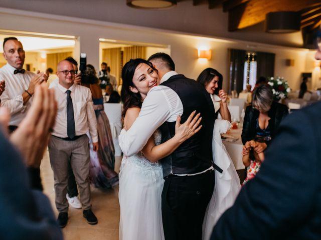 Il matrimonio di Mirko e Francesca a Mosciano Sant'Angelo, Teramo 50