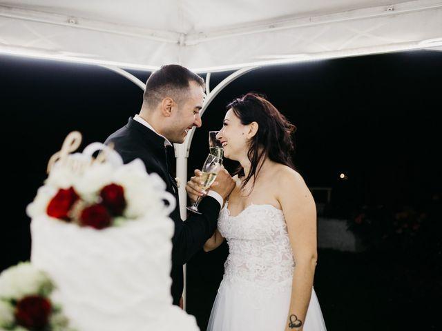 Il matrimonio di Mirko e Francesca a Mosciano Sant'Angelo, Teramo 53