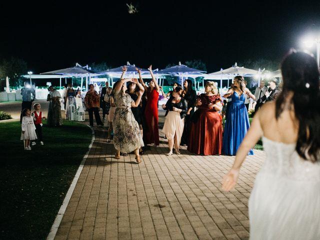Il matrimonio di Mirko e Francesca a Mosciano Sant'Angelo, Teramo 55