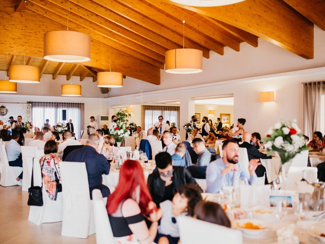 Il matrimonio di Mirko e Francesca a Mosciano Sant'Angelo, Teramo 57