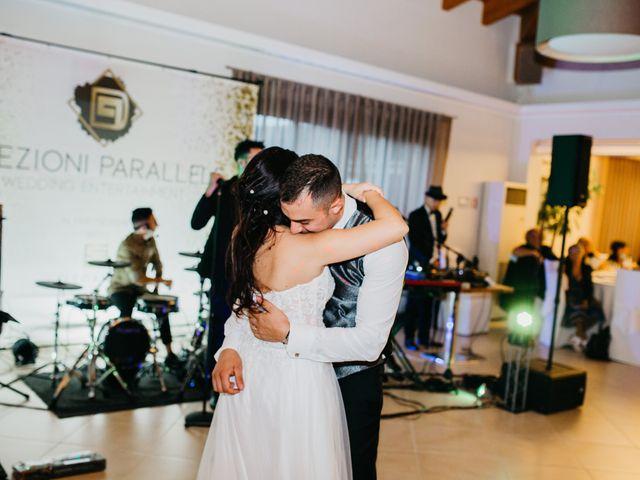 Il matrimonio di Mirko e Francesca a Mosciano Sant'Angelo, Teramo 58