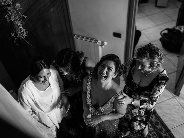Il matrimonio di Giusy e Giuseppe a Acireale, Catania 8