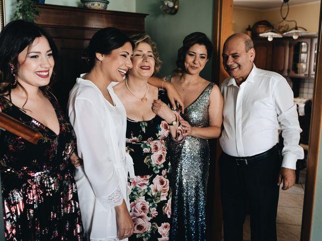 Il matrimonio di Giusy e Giuseppe a Acireale, Catania 11