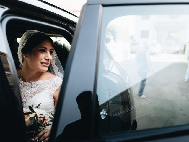 Il matrimonio di Giusy e Giuseppe a Acireale, Catania 23