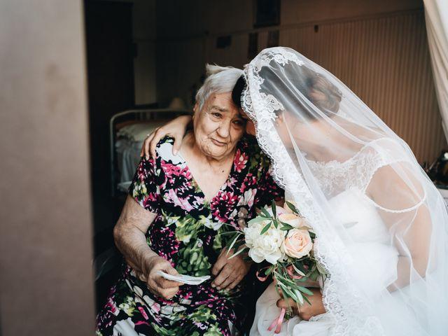 Il matrimonio di Giusy e Giuseppe a Acireale, Catania 24