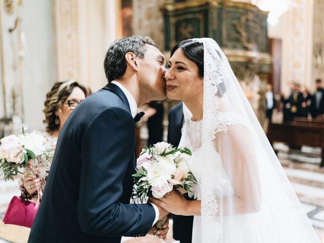 Il matrimonio di Giusy e Giuseppe a Acireale, Catania 27