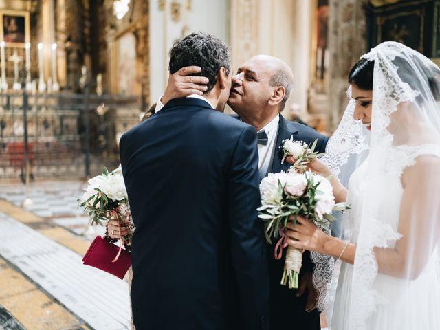 Il matrimonio di Giusy e Giuseppe a Acireale, Catania 28