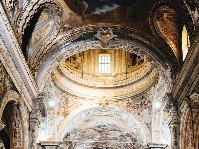 Il matrimonio di Giusy e Giuseppe a Acireale, Catania 31