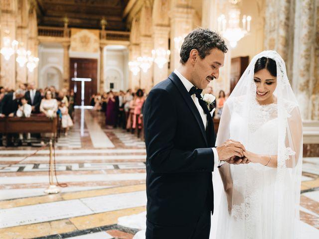 Il matrimonio di Giusy e Giuseppe a Acireale, Catania 33