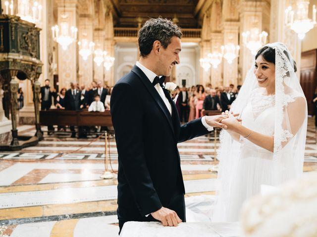 Il matrimonio di Giusy e Giuseppe a Acireale, Catania 34