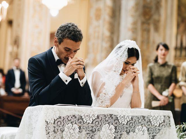 Il matrimonio di Giusy e Giuseppe a Acireale, Catania 36