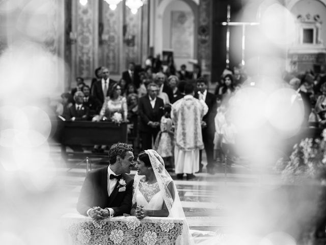 Il matrimonio di Giusy e Giuseppe a Acireale, Catania 39