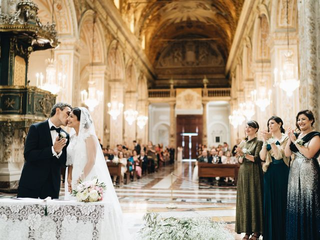 Il matrimonio di Giusy e Giuseppe a Acireale, Catania 40