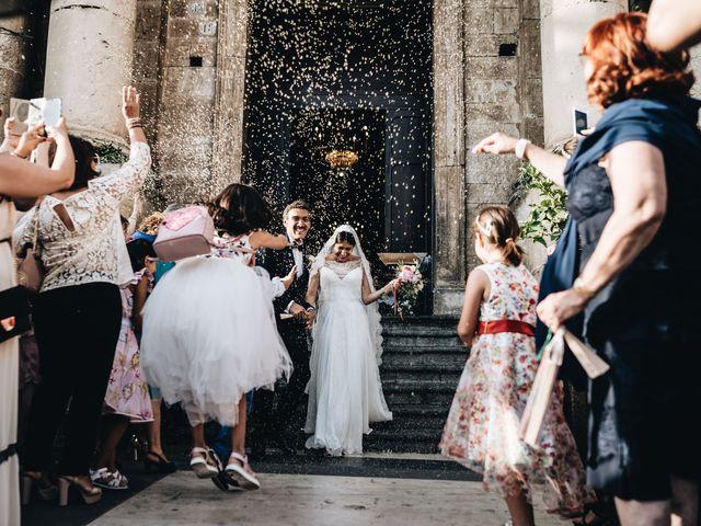 Le nozze di Giuseppe e Giusy