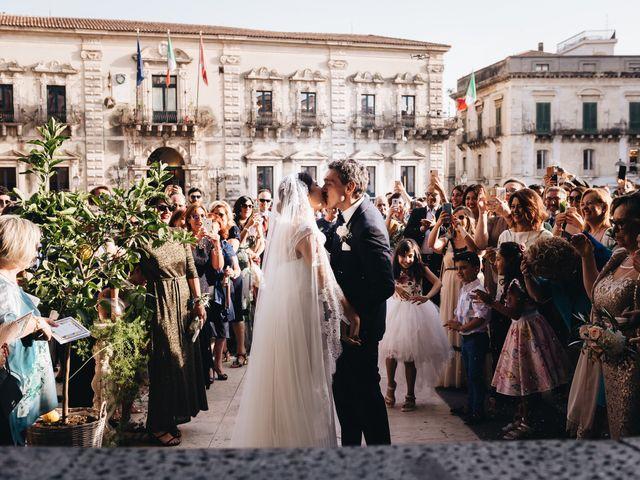 Il matrimonio di Giusy e Giuseppe a Acireale, Catania 42