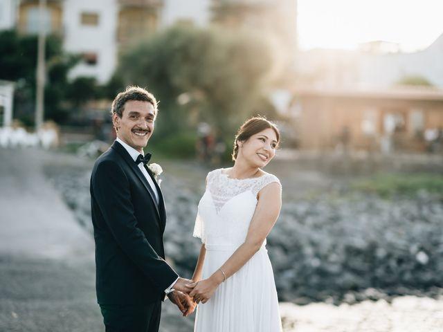 Il matrimonio di Giusy e Giuseppe a Acireale, Catania 46