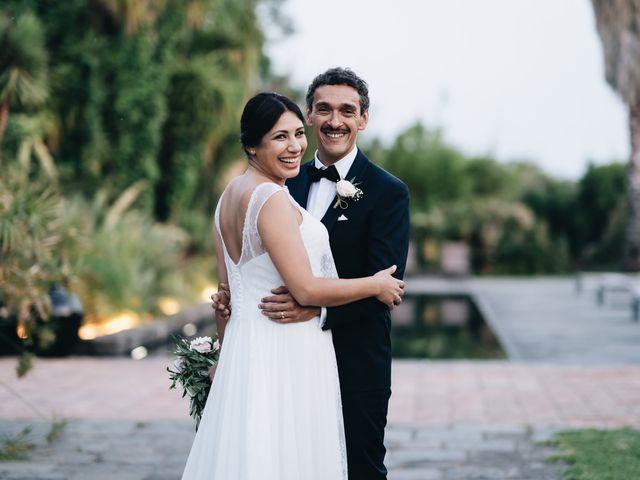 Il matrimonio di Giusy e Giuseppe a Acireale, Catania 49